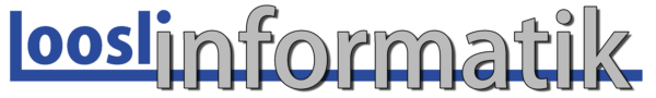 Loosli Informatik Logo